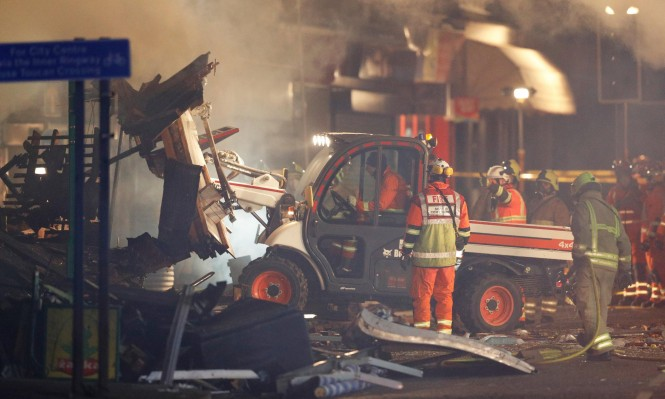 أربعة قتلى بانفجار مدينة ليستر البريطانية