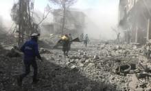منظمة حظر الأسلحة الكيميائية تحقق بهجمات على الغوطة الشرقية