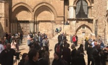 ضغوط غربية: تجميد إجراءات الاحتلال ضد الكنائس بالقدس
