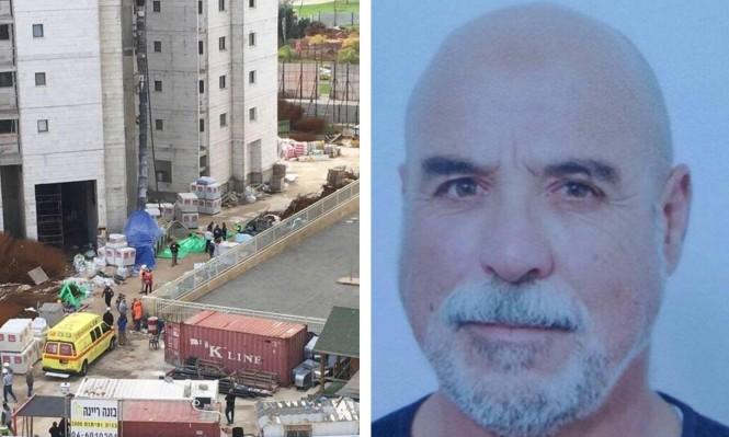 الرينة: مصرع عمر بسام عثاملة في حادث عمل وسط البلاد