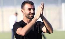 حمد غنايم: هدفنا الفوز من مباراة لأخرى حتى الصعود