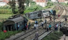 حوادث مصر: مصرع 15 وإصابة آخرين بحادث قطار