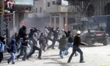 إصابات بمهاجمة الاحتلال مدارس بالخليل ومواجهات بالضفة