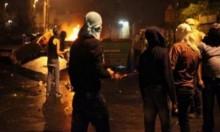 """مواجهات باقتحام مئات المستوطنين """"مقام يوسف"""" بنابلس"""
