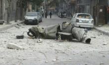 """بانتظار تنفيذ """"الهدنة"""": 40 شاحنة جاهزة للتوجه إلى الغوطة"""