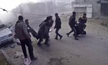 الغوطة: قتلى مدنيون وغارات النظام مستمرة منذ 18 شباط