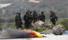 توثيق: الاحتلال يحمي نفسه بسيارة مصادرة