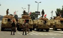 مقتل 13 مسلحا والجيش المصري يقصف سيناء بقنابل عنقودية
