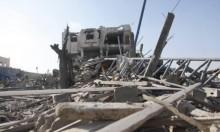 إصابة فلسطيني بسقوط قذيفة مصرية على منزل برفح