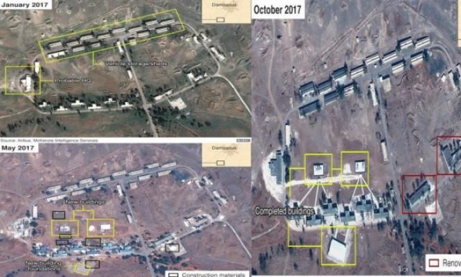 صحيفة: إسرائيل تتحضر لقصف القاعدة العسكرية الإيرانية بسورية