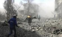 قافلة مساعدات لـ180 ألفا قد تدخل الغوطة الأحد المُقبل