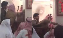 """""""سَبِّحْ بحمد الهيئة"""": إنزال شيخ بالقوة عن المنبر بالسعودية"""