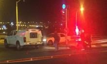 جريحان بجريمة إطلاق نار قبالة مركز شرطة وادي عارة