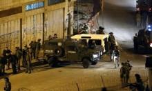 حالات اختناق بمواجهات مع الاحتلال قرب جنين