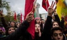 آلاف يتظاهرون ببرلين رفضا للعملية العسكرية التركية بعفرين