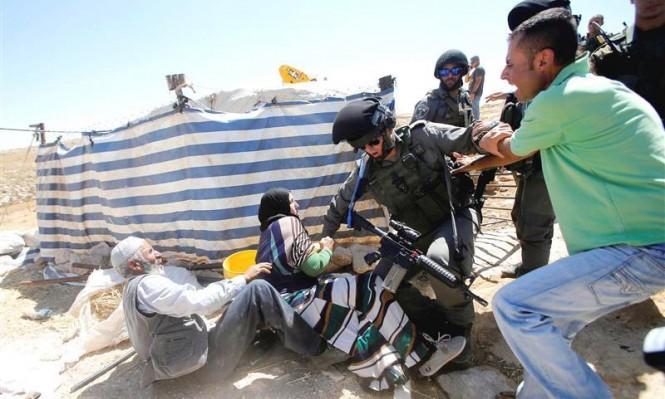 شباط.. إعدام واعتقال للفلسطينيين عربدة للاستيطان والمستوطنين