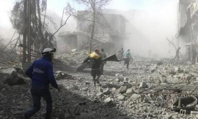 الأمم المتحدة: جرائم حرب محتملة في الغوطة بسورية