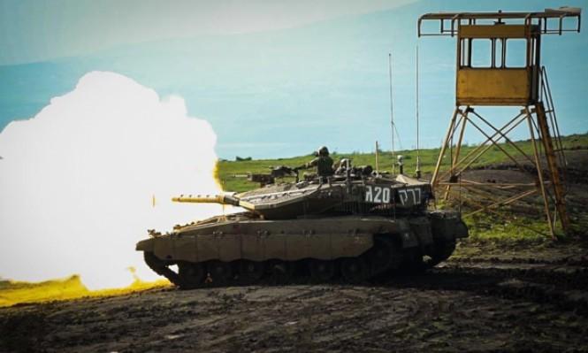 مناورات إسرائيلية أميركية تحاكي حربا إقليمية