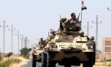 مقتل 10 مسلحين و4 من الجيش المصري بعملية سيناء