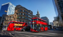 الشرطة البريطانية: انفجار في لندن لا صلة له بالإرهاب