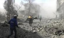 """الأمم المتحدة: قصف الغوطة عقاب جماعي """"غير مقبول"""""""