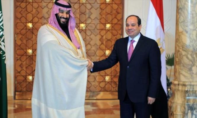 """السيسي وبن سلمان يتفقان على """"السعي لتسويات سياسية لأزمات المنطقة"""""""