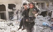قوات النظام تواصل قتل وتشريد المدنيين بالغوطة