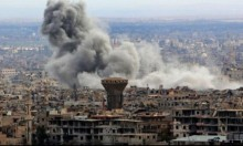 سورية: قافلة المساعدات تغادر الغوطة قبل إفراغ حمولتها بسبب القصف