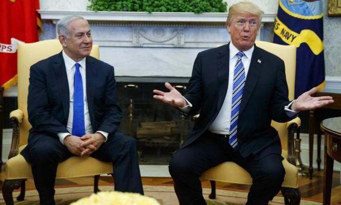 ترامب يدرس زيارة إسرائيل بمايو؛ نتنياهو: فرصة لتقريب دول عربية