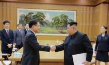 كيم يرغب بتخفيف التوتر وتوحيد الكوريتين