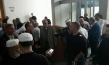 المحكمة تُبقي على اعتقال الشيخ رائد صلاح