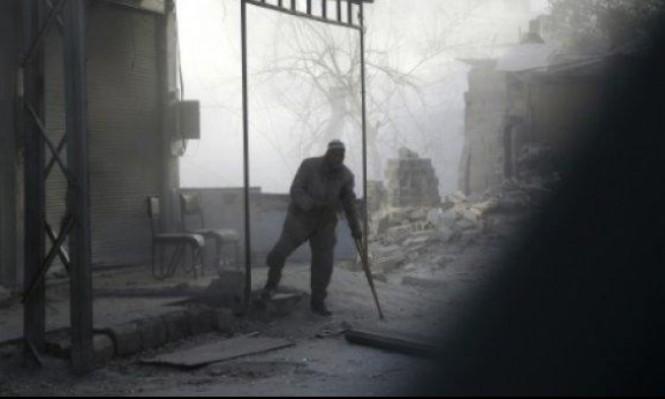 سورية: تواصل الغارات والمعارك العنيفة في الغوطة الشرقية