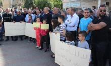 شعب: إضراب عام احتجاجا على تلوث المياه