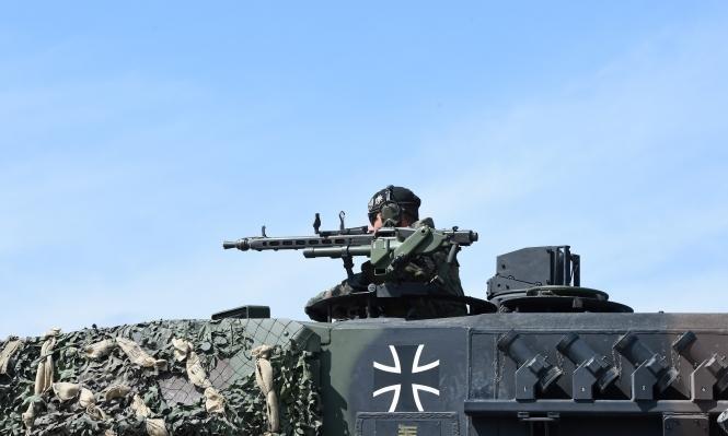 ألمانيا تقرر توسيع مهمة جيشها وزيادة جنودها بالعراق