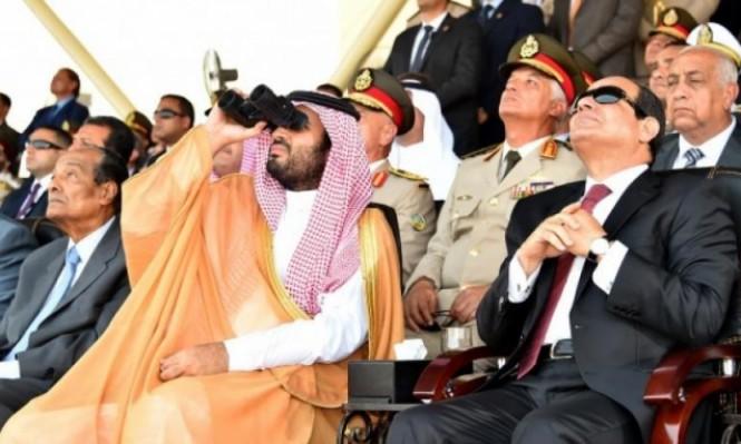 """بن سلمان يلتقي بالإسرائيليين ويضغط عباس لقبول """"صفقة القرن"""""""