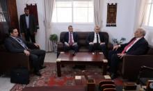 الوفد الأمني المصري يغادر غزة وعريقات ينتقد حماس والجهاد