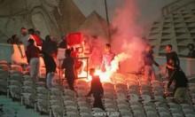 جمهور الأهلي يعود للملاعب والهتاف ضد النظام