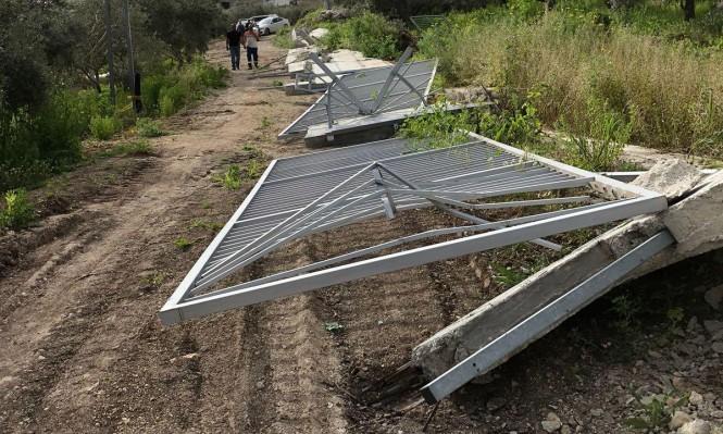 باقة الغربية: البلدية تحذر مواطنين بشأن اعتراض طرقات