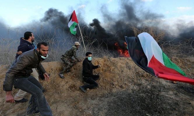 """غزة: الاحتلال يتأهب لقمع """"مسيرات العودة"""""""