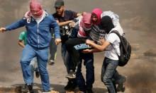 شهيد و86 مصابا في مواجهات مع الاحتلال