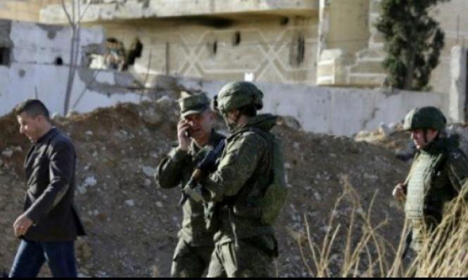 سورية: الطائرات الحربية تستهدف دوما وجسرين في الغوطة