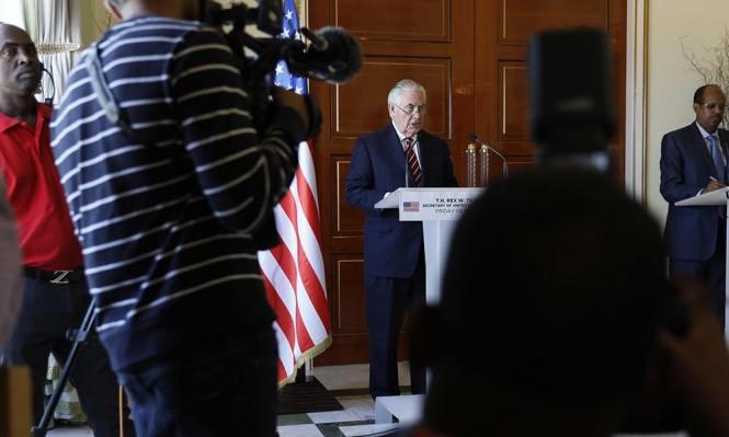 تيلرسون يؤكد: محادثات وليس مفاوضات مع بيونغ يانغ