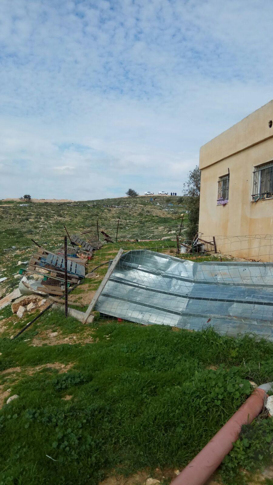 """السلطات الإسرائيلية تستأنف أعمال البناء بمستوطنة """"حيران"""""""