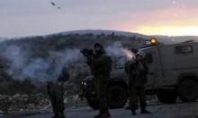 """مستوطنون يهاجمون """"التواني"""" وإصابات باقتحام الاحتلال لسلواد"""