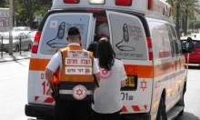 ضابط بالجيش الإسرائيلي يقتل شخصا دهسا ويلوذ