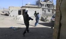ارتفاع عدد القتلى في غوطة دمشق إلى 33
