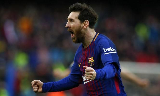 مفاجأة: ميسي خارج حسابات برشلونة أمام ملقا
