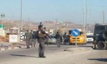 الاحتلال يحاصر نابلس عسكريا ومواجهات في عوريف