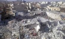 7 سنوات على الحرب بسورية: 511 ألف قتيل ونزوح نصف السكان
