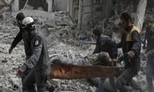 النظام يواصل قتل المدنيين وتدمير الغوطة الشرقية